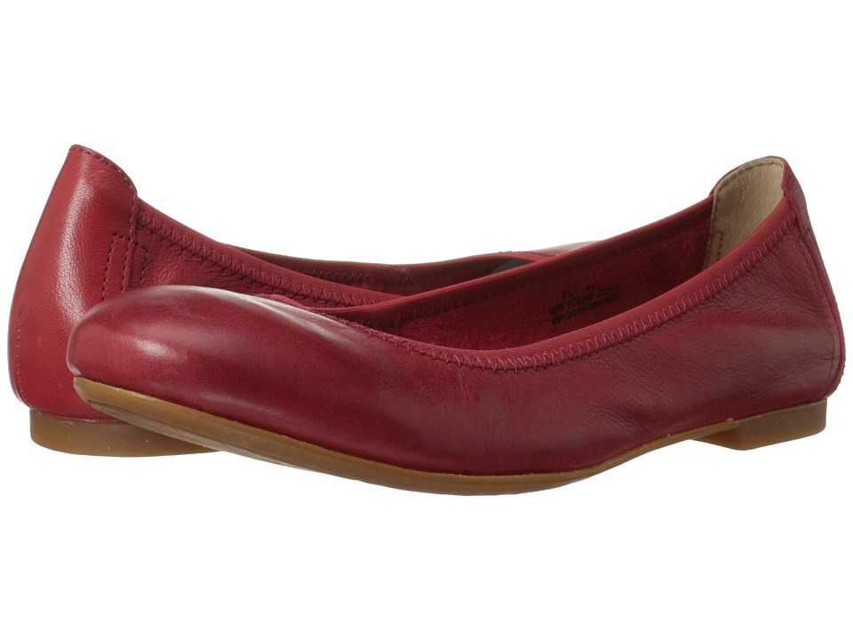 Born - Julianne (Red) Women's Flat Shoes