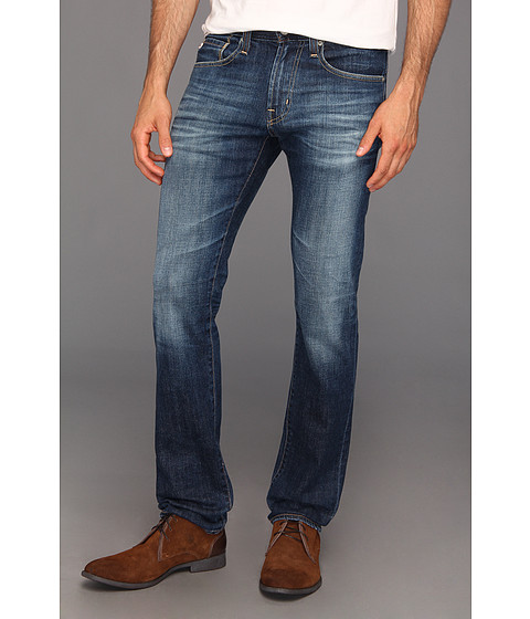 AG Adriano Goldschmied - Matchbox Slim Straight in 10 Years (10 Years) Men's Jeans