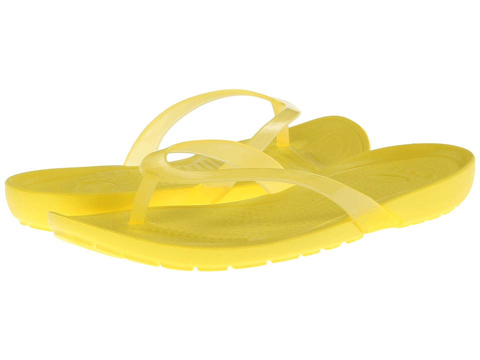 Crocs - Really Sexi Flip Flop (Burst/Burst) Women's Sandals
