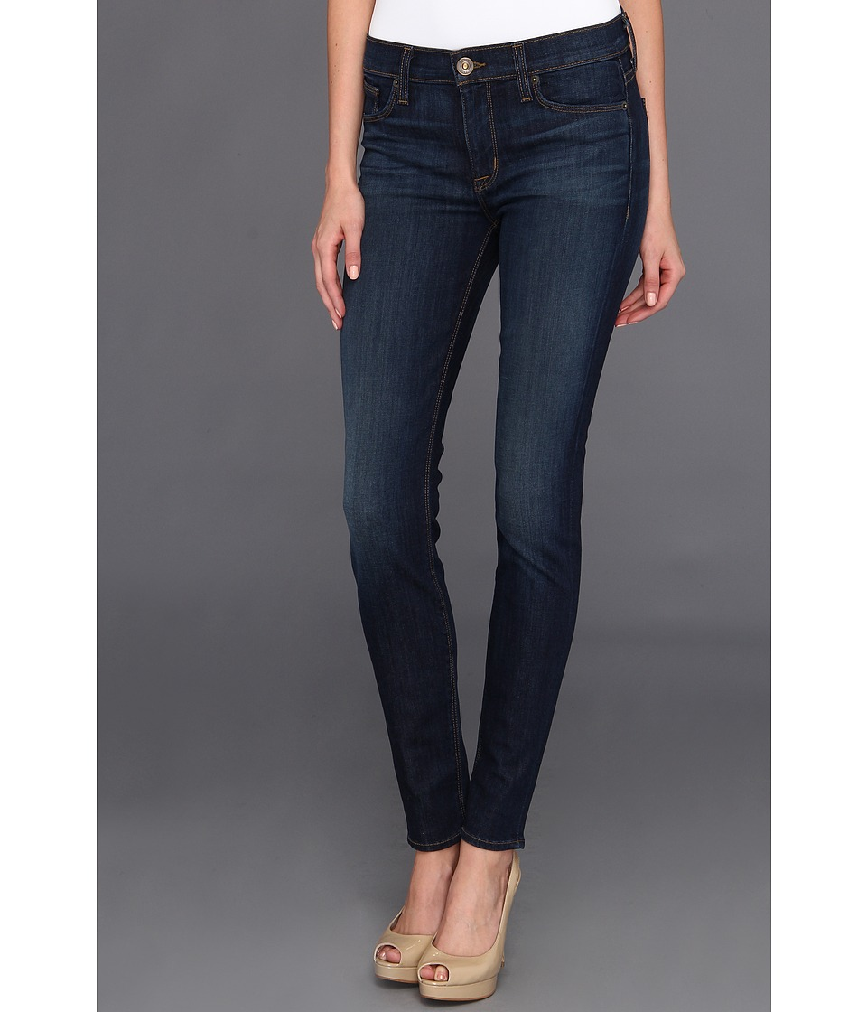 Hudson - Nico Mid-Rise Super Skinny in Siouxie (Siouxie) Women's Jeans