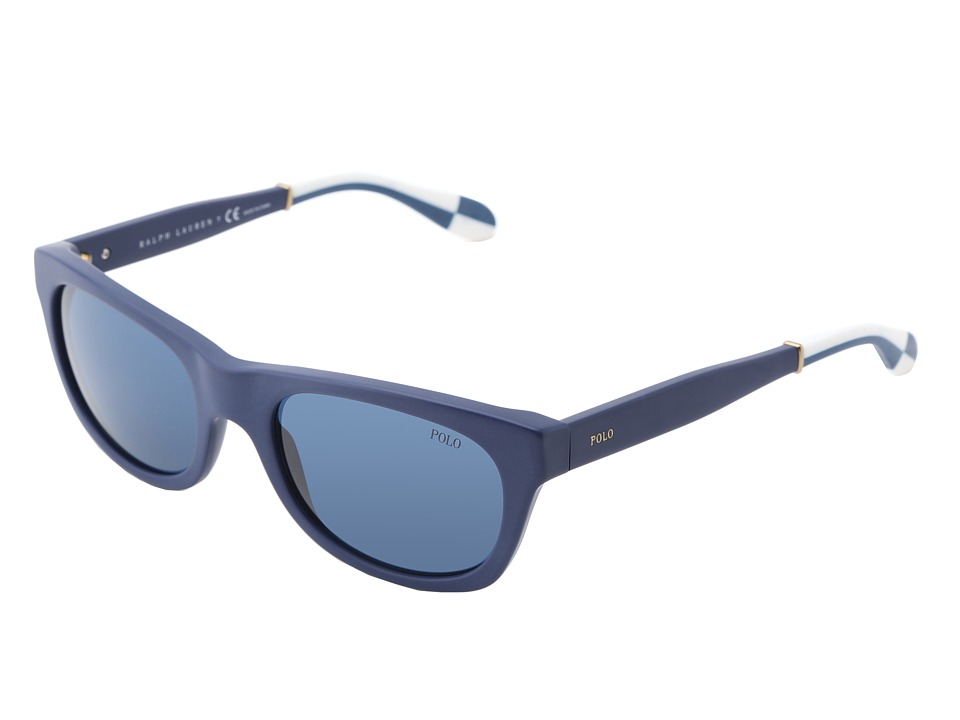 Polo Ralph Lauren - 0PH4077 (Vintage Blue) Fashion Sunglasses