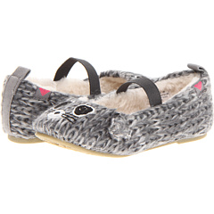 SALE! $16.99 - Save $12 on Roxy Kids Pine Cone (Toddler) (Charcoal) Footwear - 41.41% OFF $29.00