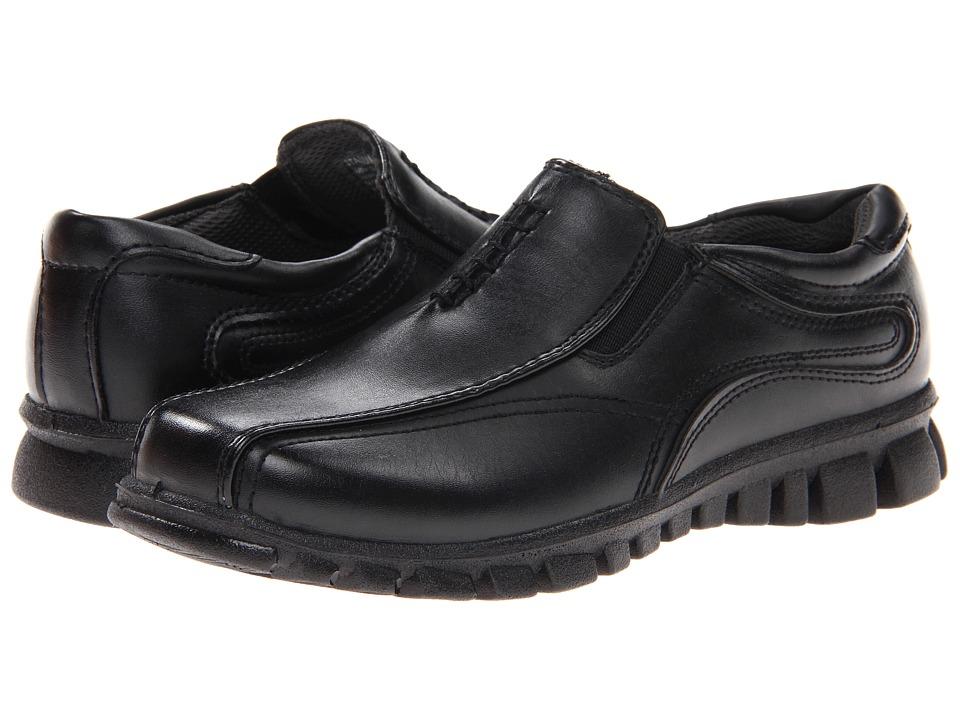 Deer Stags Kids - Stadium (Little Kid/Big Kid) (Black) Boy's Shoes