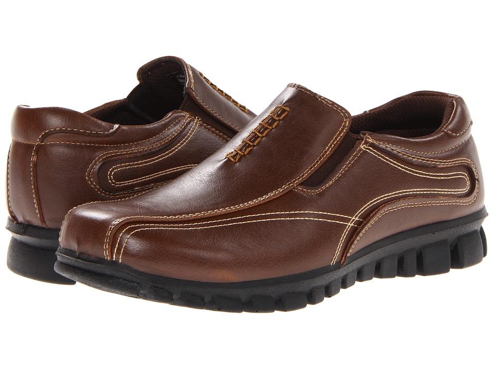 Deer Stags Kids Stadium Boys Shoes (Brown)