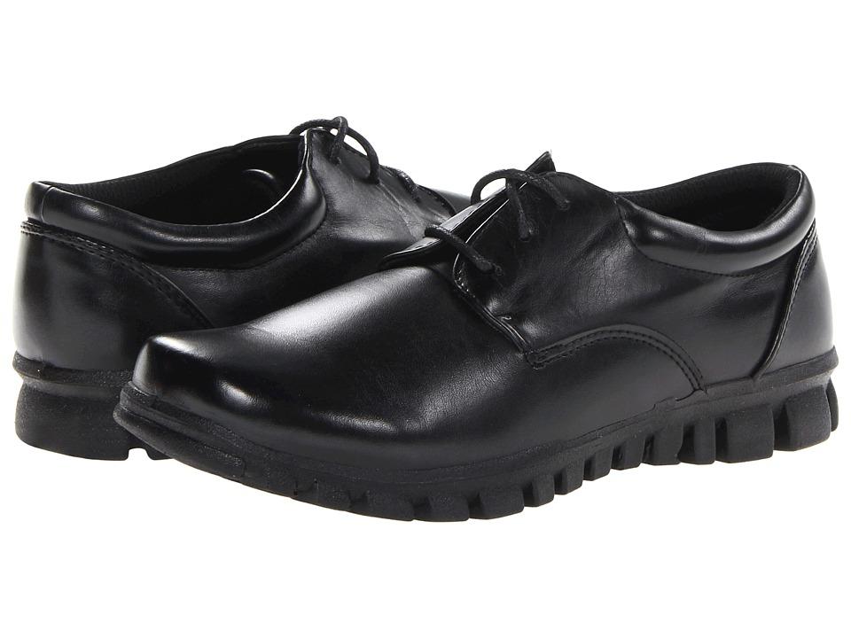 Deer Stags Kids Major Boys Shoes (Black)