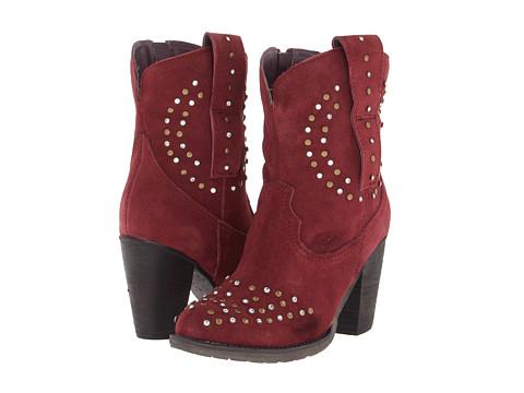 Grazie - Maxi (Wine) Women's Boots