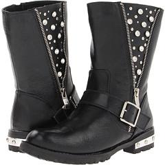 Grazie Hardy (Black) Footwear