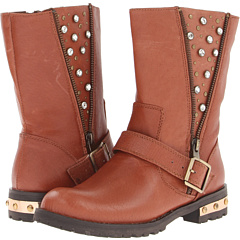 Grazie Hardy (Cognac) Women's Boots