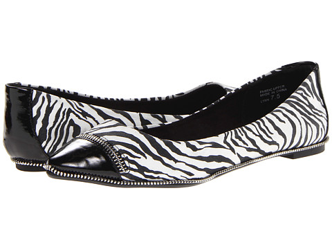 Yellow Box - Lynn (Zebra) Women