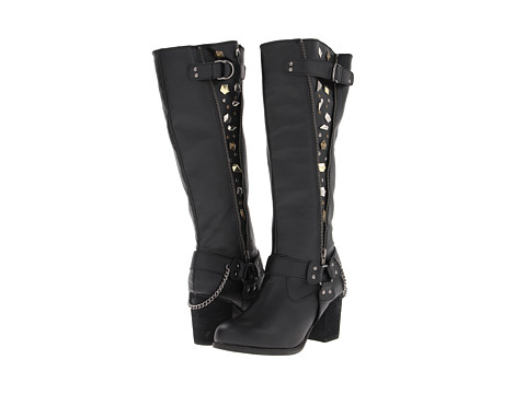 Yellow Box - Moscow (Black) Women's Boots