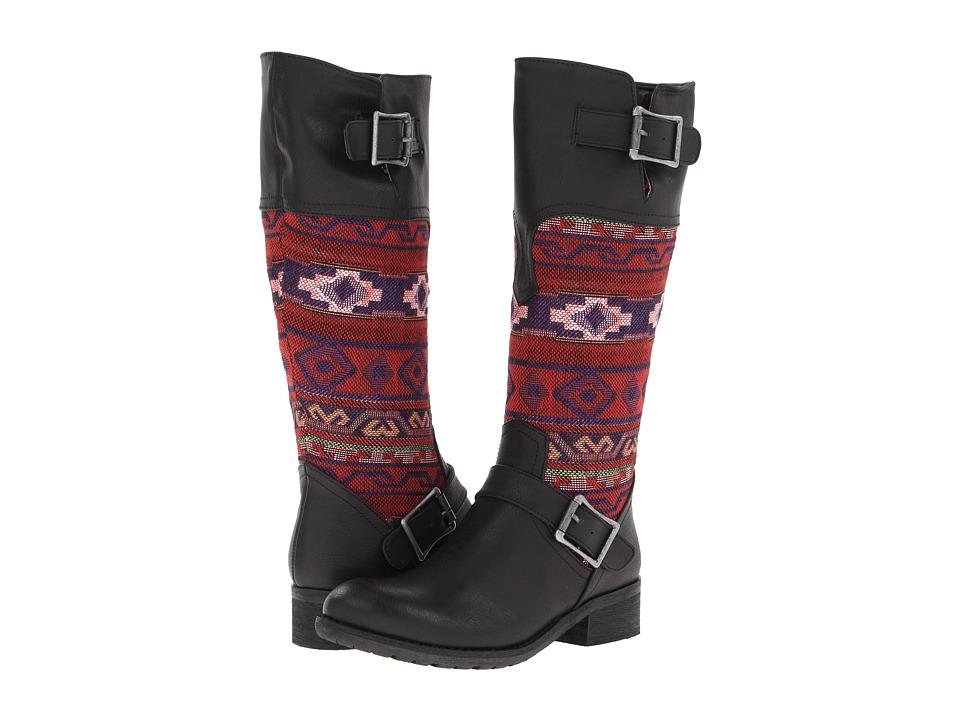 Sbicca - Deal (Black) Women's Zip Boots