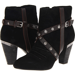 MIA Limited Edition MLE Fernandaa (Black Suede) Footwear