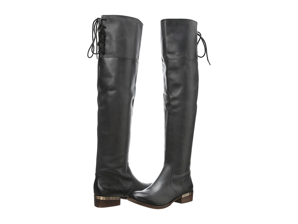 MIA - MLE - Leiutenantt (Black Leather) Women's Boots