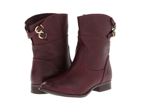 Chinese Laundry - Face Off (Bordeux Nappa) Women's Pull-on Boots