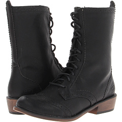 Dirty Laundry Paxton (Black Tumbled) Footwear
