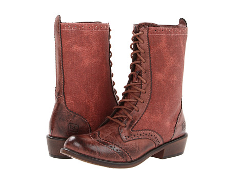 Dirty Laundry - Paxton (Oxblood) Women's Lace-up Boots
