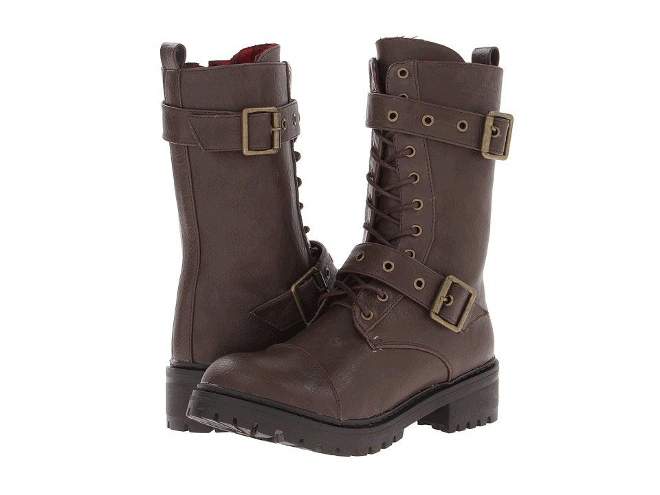 Dirty Laundry - Lifeguard (Dark Brown) Women's Boots