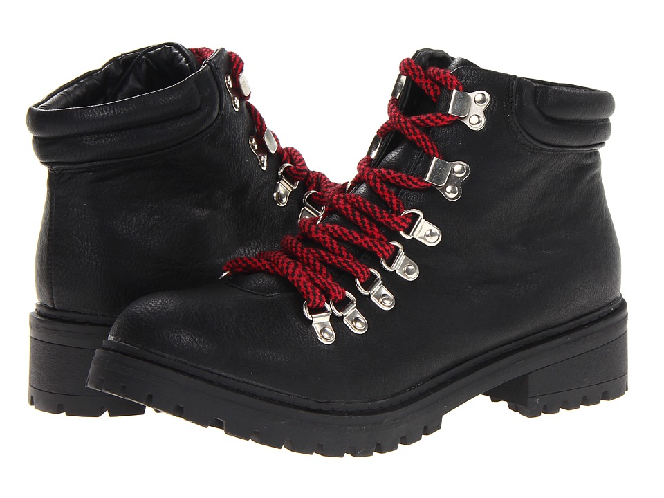 Dirty Laundry - Love Struck (Black) Women's Lace-up Boots