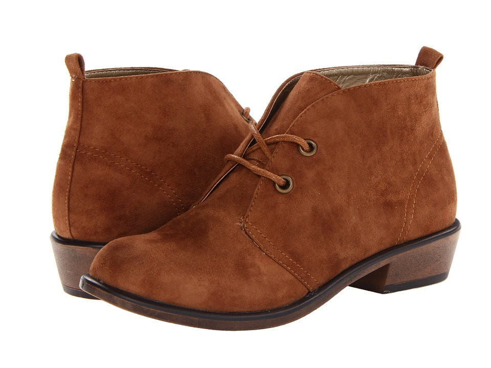 Dirty Laundry Pitch (Tan Suede) Women