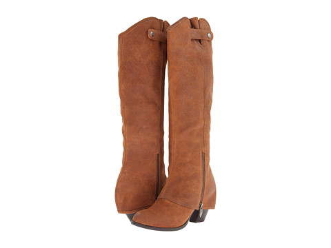 Fergie - Ledger Too (Tan) Women's Boots