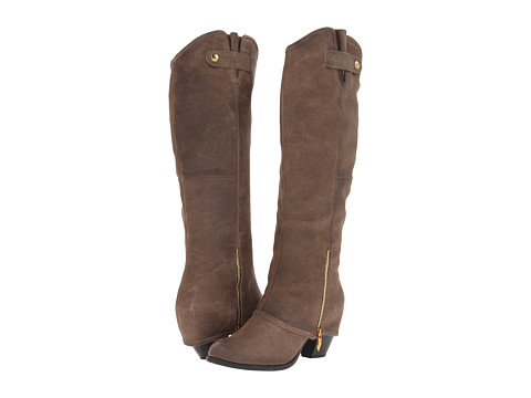 Fergie - Ledger Too (Olive) Women's Boots
