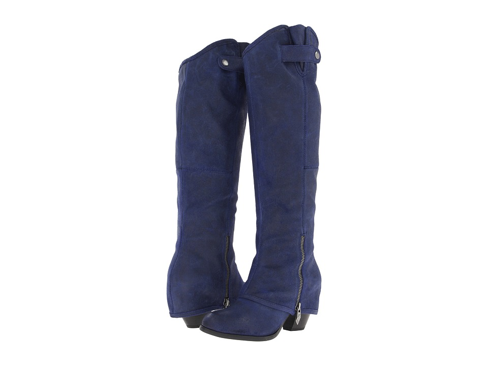 Fergie - Ledger Too (Indigo) Women's Boots