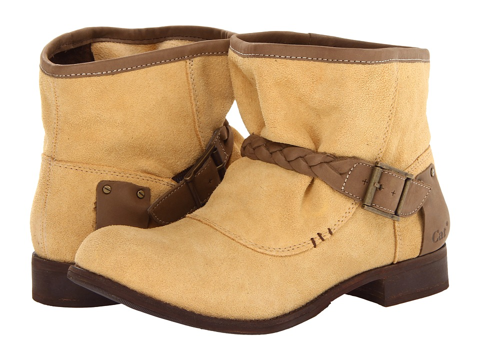 Caterpillar Casual - Rita (Honey Gold) Women's Boots
