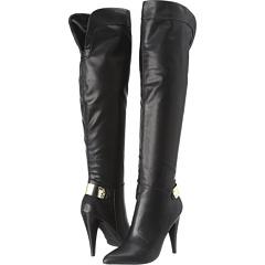 Fergie Rich (Black) Footwear