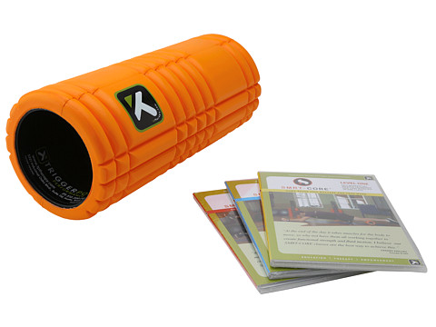Trigger Point - Ultimate Grid Pkg (Orange) Running Sports Equipment