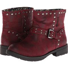 MUK LUKS Bailee (Burgundy) Footwear