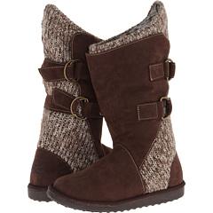 MUK LUKS Luna (Brown) Footwear