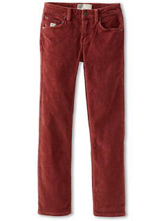 SALE! $16.99 - Save $38 on O`Neill Kids Dylan Corduroy Pant (Big Kids) (Apple) Apparel - 68.83% OFF $54.50