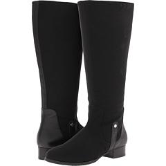 Ros Hommerson Song Wide Shaft (Black Micro) Footwear