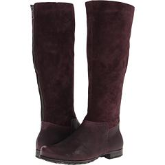 Think! Denk Tall Boot (Lila Kombi) Footwear