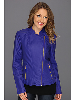 SALE! $119.99 - Save $40 on Calvin Klein Moto Jacket (Byzantine) Apparel - 24.77% OFF $159.50