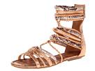 Schutz - Dora (Frappe/Sunkiss/Ouro Rosa) - Footwear