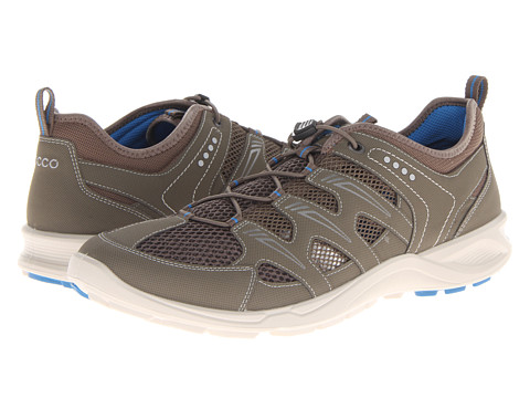 ECCO Sport - Terracruise Lite (Warm Grey/Dark Clay/Dynasty Synthetic/Textile/Decoration) Men