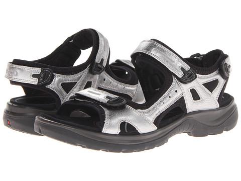 ECCO Sport - Yucatan Sandal (Alusilver Lexi) Women's Sandals