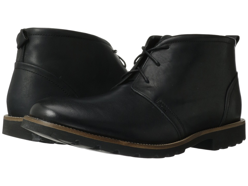 Rockport - Charson (Black) Men's Lace-up Boots