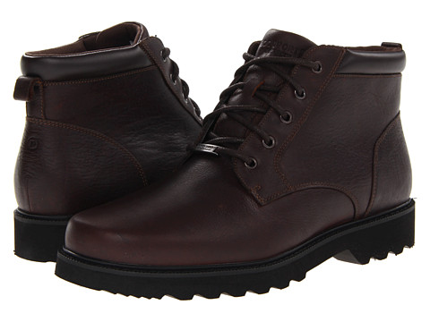 Rockport - Northfield PT Boot (Chocolate) Men's Boots