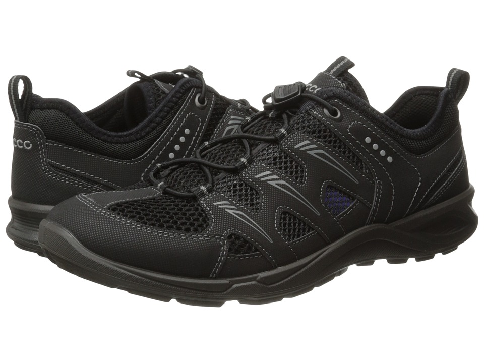 ECCO Sport - Terracruise Lite (Black/Black Synthetic/Textile/Decoration) Women's Shoes