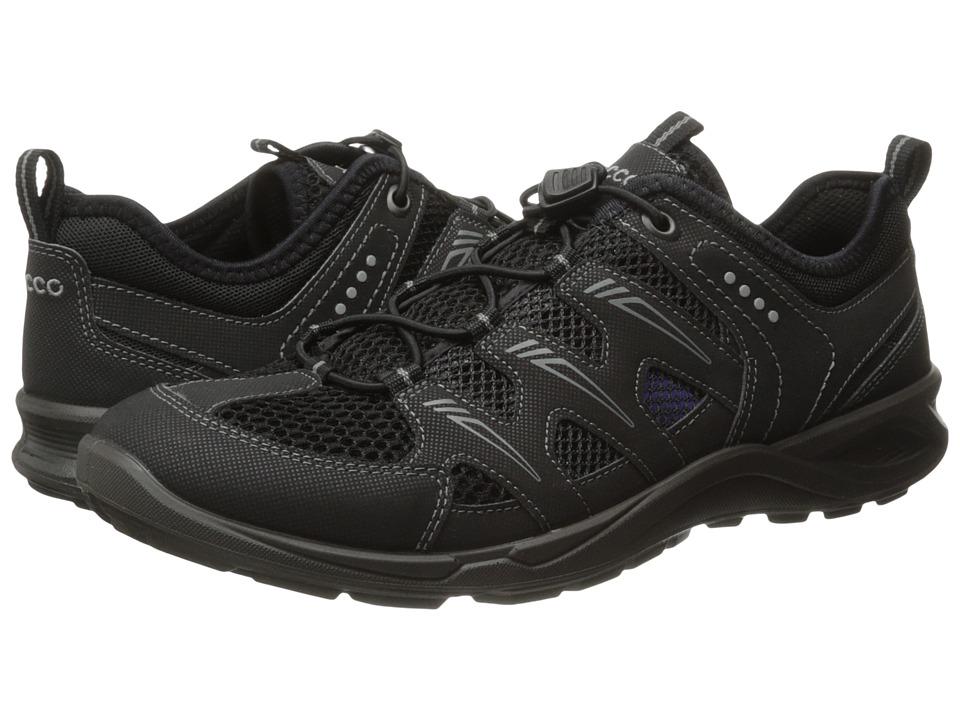 ECCO Sport Terracruise Lite (Black/Black Synthetic/Textile/Decoration) Women