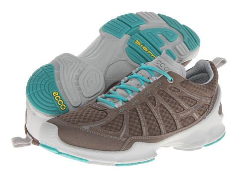 ECCO Sport - Biom Train (Warm Grey/Warm Grey Starbuck/Textile) Women's Running Shoes