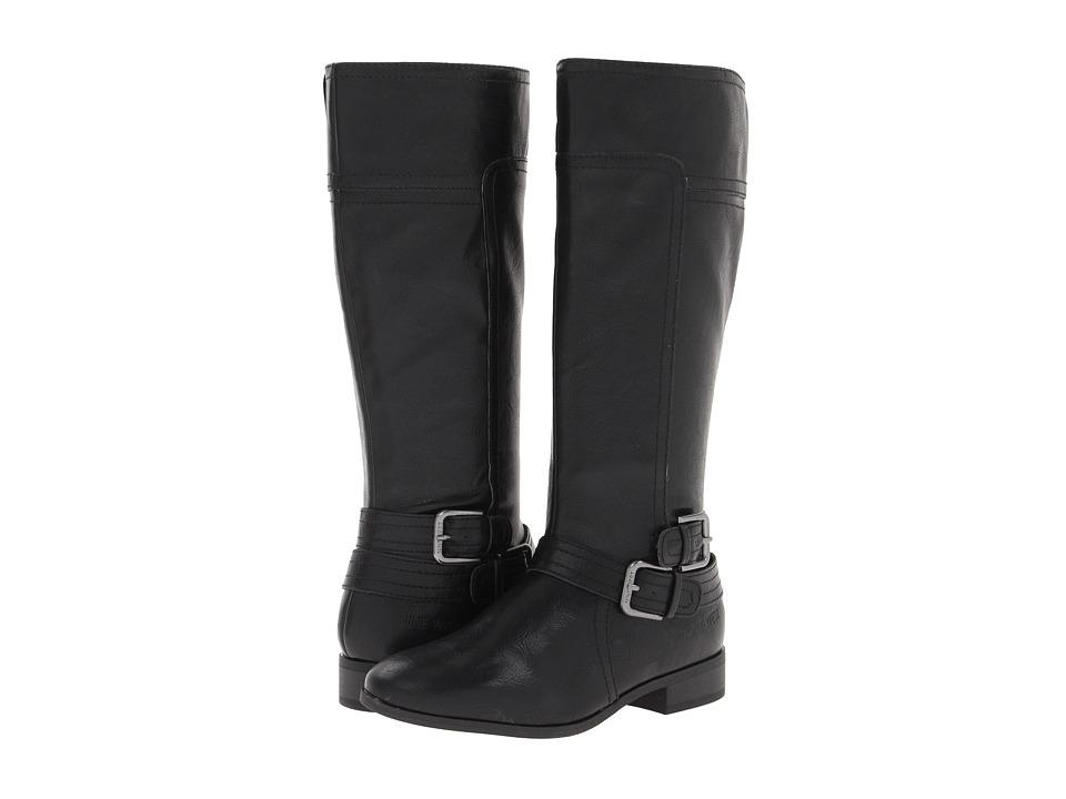 Nine West Kids - Sassy Tran (Little Kid/Big Kid) (Black) Girls Shoes