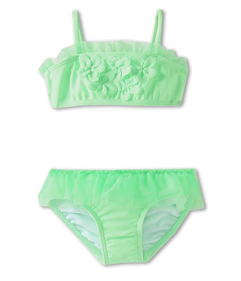 Shop Seafolly Kids online and buy Seafolly Kids Tahiti Sweetie Ballerina Skirtini Infant-Toddler-Little Kids Kiwi Girls Swimwear Sets swimwsuits online