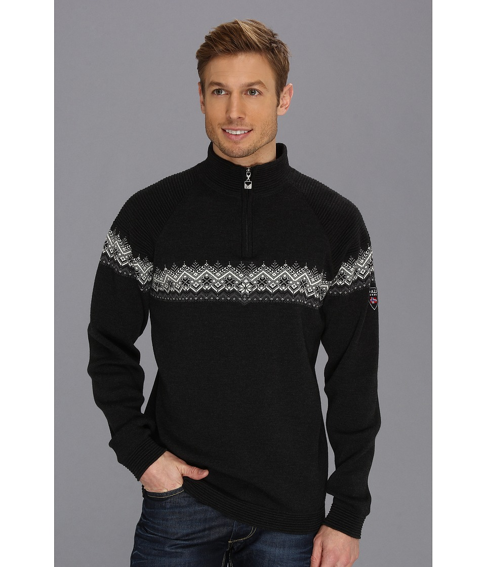 Dale of Norway - Calgary Masculine (E-Teer/Schiefer/Off White) Men's Sweater