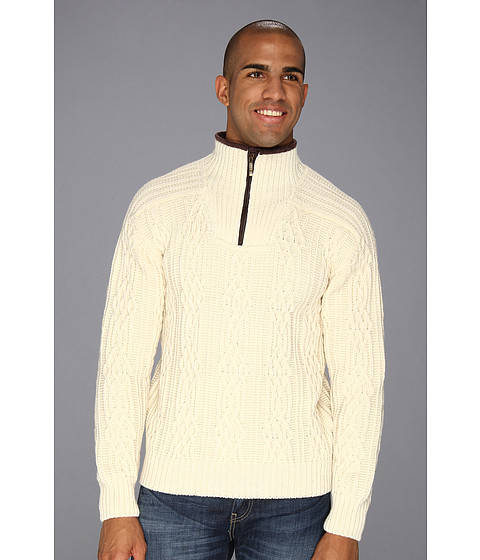 Dale of Norway - Henningsv r (A-Off White) Men's Sweater