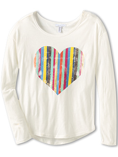 SALE! $14.99 - Save $15 on O`Neill Kids Heart Of Gold L S Tee (Big Kids) (Naked) Apparel - 49.19% OFF $29.50