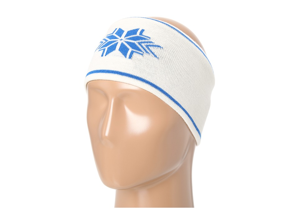 Dale of Norway - Geilo Headband (A-Off White/Cobalt) Knit Hats