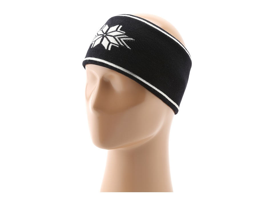 Dale of Norway - Geilo Headband (F-Black/Off White) Knit Hats
